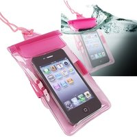 Eco-friendly pvc waterproof cell phone case