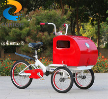 new hot selling 3 wheel bike cargo trike three cargo tricycle