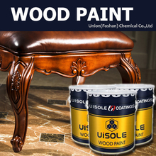 Union Environment friendly 2K PU Polyurethane Wood paint for furniture for plastic PVC ABS