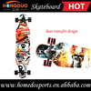 40'' inch OEM Canada 7 layer maple wood wooden cruiser skateboard