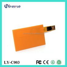 Plain white credit card usb 4.0 flash drive with full color printing,1tb usb flash drive 3.0