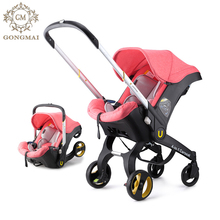 Factory wholesale capella baby stroller brand three wheel