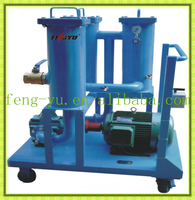 GL series three stage oil purifier/oil filteration/oil regeneration system