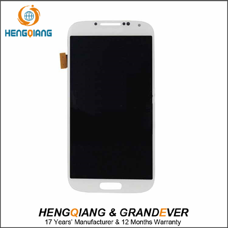 Shenzhen Hot selling for samsung s4 original lcd with copy glass