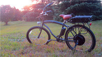 Wholesale 26'' Cheap Electric Beach Cruiser Bicycle Best Price