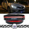 Rubber Bumper Car Rubber Chin Protector Strips, LED Solar Light Power Protector
