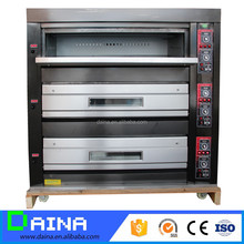 Trade assurance!!! pita bread bakery machine table top gas oven/ electric/ gas/ deck/ pizza baking oven