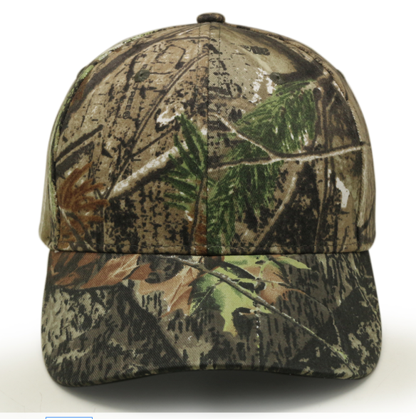 Plain Camouflage Curled Brim Baseball <strong>Caps</strong> In Stock