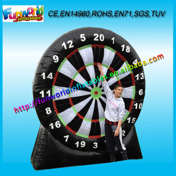 Excellent Inflatable Dart Game Inflatable Casual Games for Sale