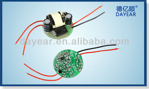 High voltage led driver module
