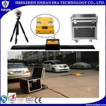 Under vehicle inspection system/under vehicle scanning machine/car bomb detector