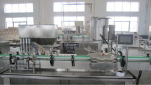Aloe juice filling line