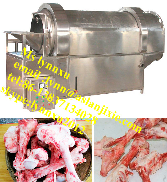 cattle big bone washing machine / animal bone washer