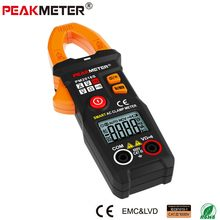 2017 Smart Mini AC Digital Clamp Multi meter PM2016S for Industrial use