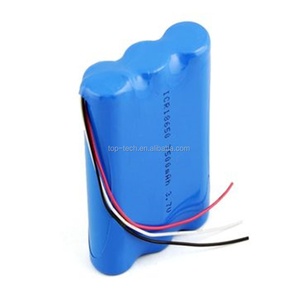 18650 3.7V 7500mAh Lithium-ion batteries 3.7v rechargeable battery li-ion battery pack 3.7v with pcb protection
