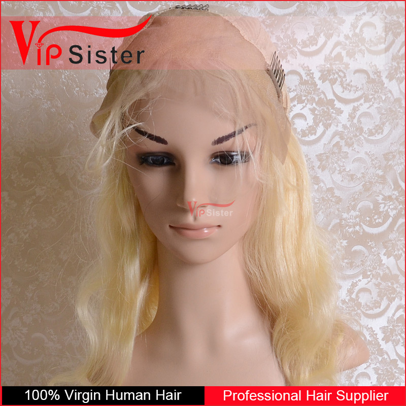 World top quality raw hair supplier glueless body wave full lace wig cheap best hair world wigs