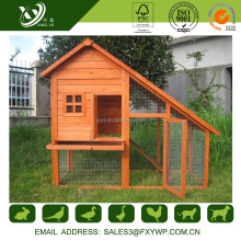 2017 most popular easy installation brown large rabbit hutch covers