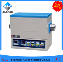2016 High temperature Lab 1600C Electric Pyrolysis Tube Furnace