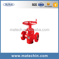 OEM Precision 12 Inch Rising Stainless Stem Gate Valve