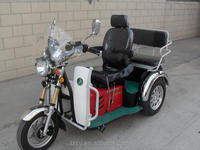 110cc passenger handicapped disabled three wheel motorcycle for elderly (SY110ZK-A)