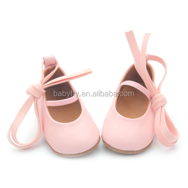 wholesale pink baby doll shoes for girls