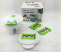 Multi function Vegetable Grater Plastic Kitchen Tools
