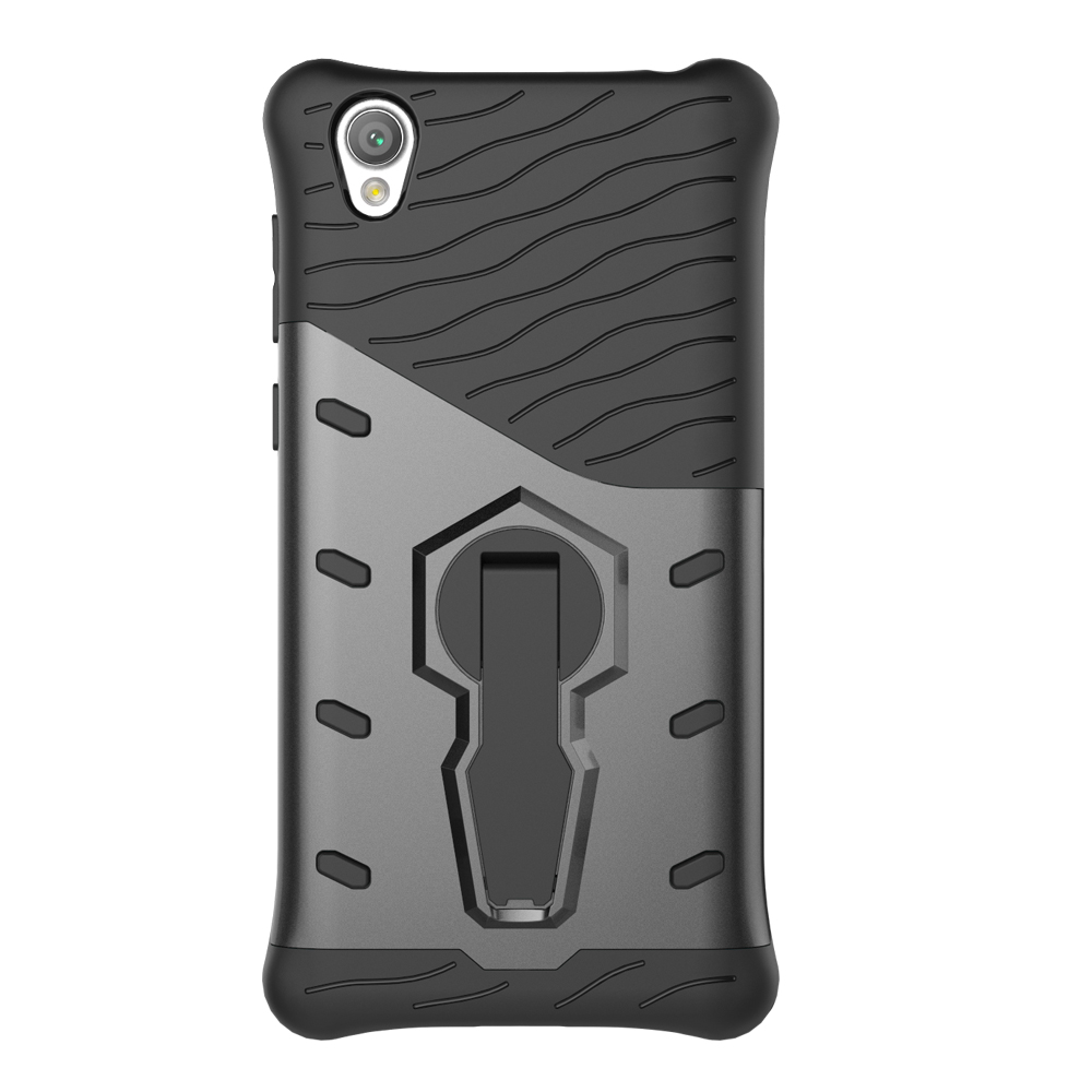 High Quality Armor Case with Kickstand Mobile <strong>Phone</strong> Case for SONY xperia <strong>L1</strong>