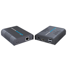 LKV373KVM 120 M long distance USB EXTENDER over <strong>Network</strong> Cable