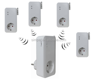 GSM smart plug for ground warming system