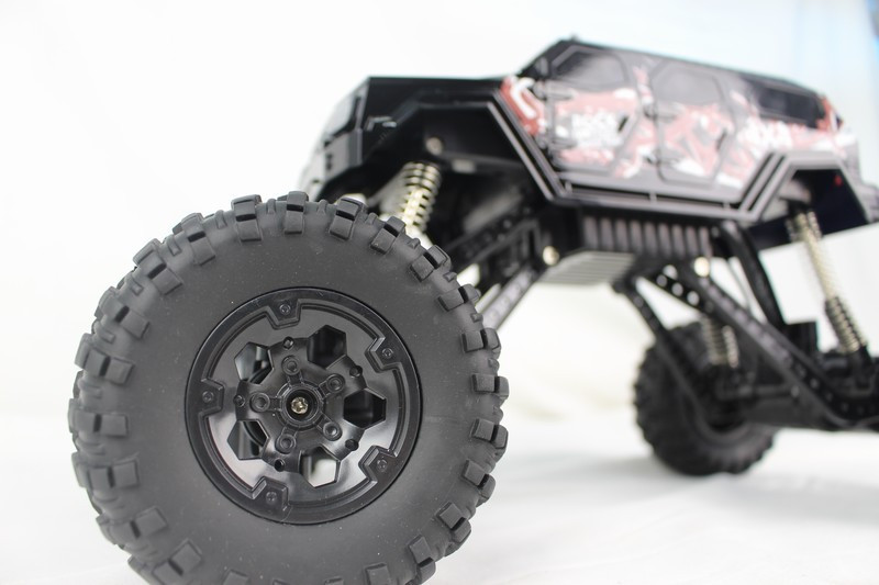 968712B- 1:10 4CH RC Rock Crawler Car RC Monster Truck