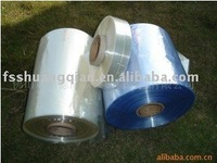 Clear PVC Heat Shrink Industrial Film for Package