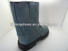 new design workman industrial safety boots S1P cheap price in india with pu injection sole