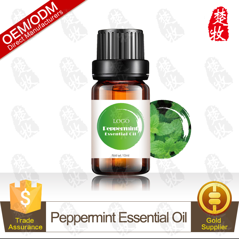 100% Pure Plants Extracts Peppermint Essential Oil OEM/ODM Professional Supplier