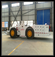 New style 10 tons Explosion-proof Diesel mining vehicle