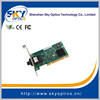 Optical Fiber Network Adapter Intel 82545EB Based PCI 1000Base-LX SingleMode SC Port Lan NIC Card