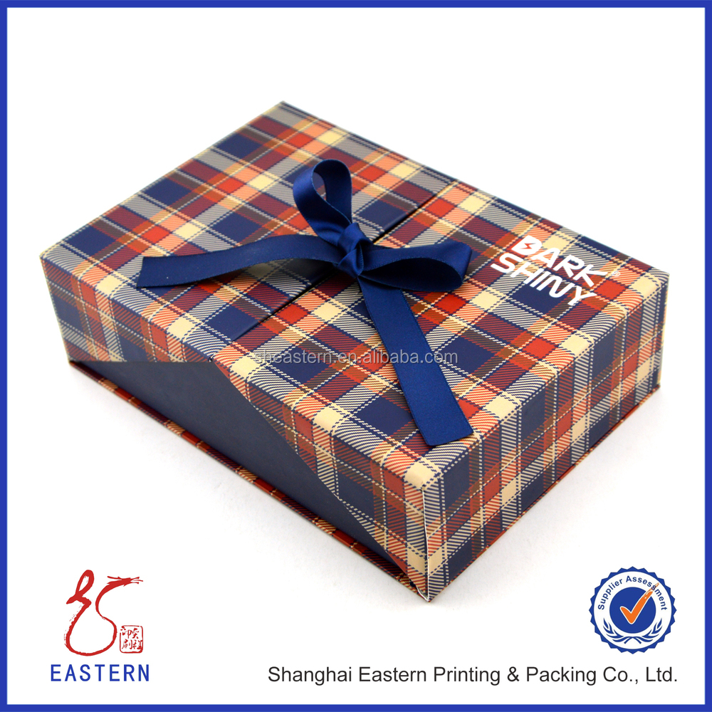 Custom Paper Gift Packaging Paper Box