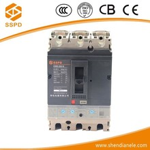 Mini types of circuit breaker 3 Poles Number NS 250A electric