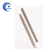 3mm Stainless Steel Straight Threaded Shaft