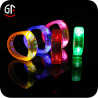 Alibaba Fresh Line Wedding And Event Led Flashlight Bracelet