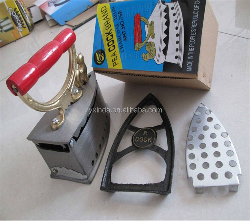 Factory Cock Charcoal Iron with low price