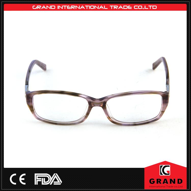 Eyeglass Frame Display Rods : Fashion Plastic Eyeglasses Naturally Rimless Eyeglass ...