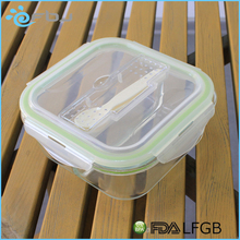 Prep meal 2 compartment meal prep containers glass