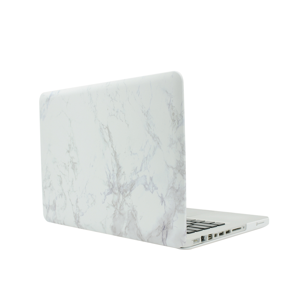 2016 new hot sell marble laptop jelly case for macbook air 13