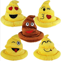 Top Quality Fun Winter Hat . Poop Shaped Winter Hat