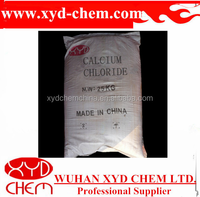 China supplier Calcium Chloride