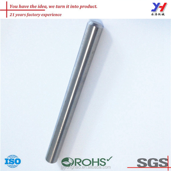 OEM ODM customized Door hinge central rod,metal round rod for hinge