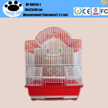 A lot of sale pet squirrel metal bird cages.