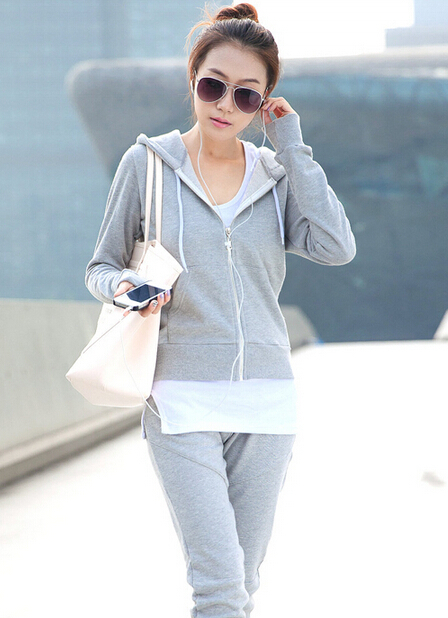 Fleece Tracksuit for Men and Woman/Custom tracksuit China Cheap Tracksuit