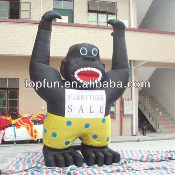 outdoor inflatable animal for advertising