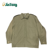 Military Army Saudi Arabia Winter Khaki Jacket